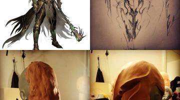 Darkhaven's Got Talent! Follow Ting's Grenth Cosplay