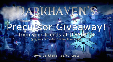 Contest: Darkhaven's December Precursor Giveaway