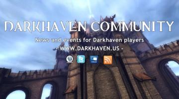 """New Darkhaven Facebook """"Page"""""""