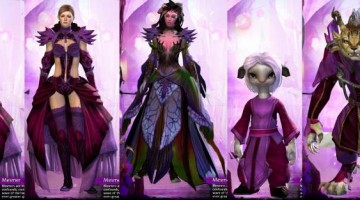 Attack of the Clones Mesmer Night