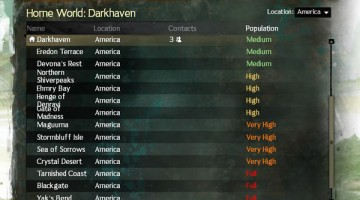 World Population Changes Make it a Great Time to Transfer to Darkhaven